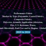 Performance Fabric Market by Type (Polyamide, Coated Fabrics, Composite Fabrics, Polyester, Aramid), Application (Abrasion, Fire, U.V. Resistanc, Water, Stain, & Anti-Microbial), End-User and by Region - Global Trends & 2019 to 2024