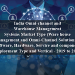 India Omni-channel and Warehouse Management Systems Market Type (Ware house management and Omni-Channel Solutions ), ( Software, Hardware, Service and component), Deployment Type and Vertical - 2019 to 2024