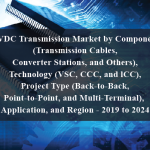 HVDC Transmission Market by Component (Transmission Cables, Converter Stations, and Others), Technology (VSC, CCC, and lCC), Project Type (Back-to-Back, Point-to-Point, and Multi-Terminal), Application, and Region - 2019 to 2024