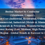 Busbar Market by Conductor (Aluminum, Copper), End-User (Industrial, Residential, Utilities, Commercial, Industrial (Metals & Mining, Chemicals & Petroleum, Manufacturing)), Power Rating (Low, Medium, High Power), and Region - Global Trends & Forecast to 2024