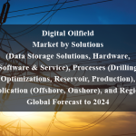 Digital Oilfield Market by Solutions (Data Storage Solutions, Hardware, Software & Service), Processes (Drilling Optimizations, Reservoir, Production), Application (Offshore, Onshore), and Region - Global Forecast to 2024