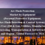 Arc Flash Protection Market by Equipment (Personal Protective Equipment, Arc Flash Detection & Control System), End-User (Oil & Gas, Utilities, Manufacturing & Processing, Transportation & Infrastructure), and Region - Global Forecast to 2024